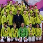 Lietuva tikriausiai rengs 2015 metų Europos tradicinės karatė čempionatą!