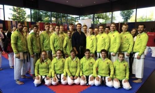 LT tradicinio karate rinktine 2014